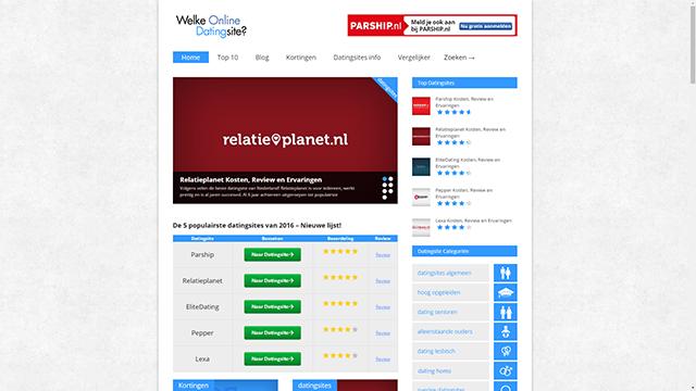 Welkeonlinedatingsite.nl